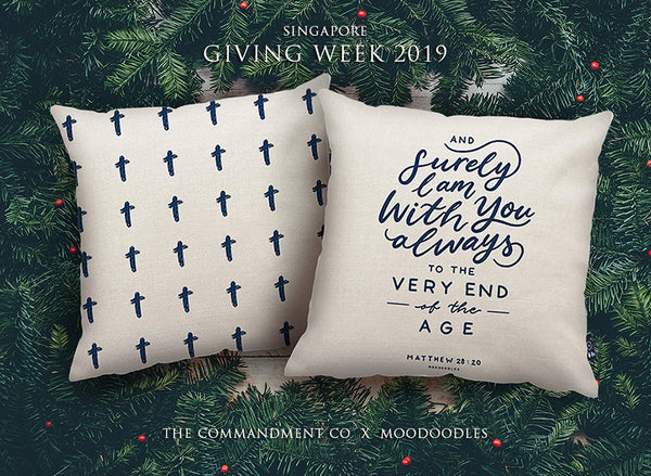 Giving week SG 2019 Moodoodles and The Commandment Co for Childrens Aid Society