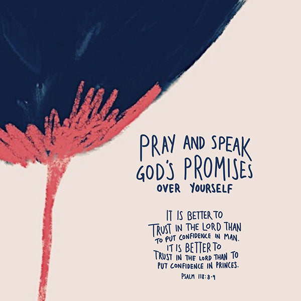 Pray and Speak God's Promises