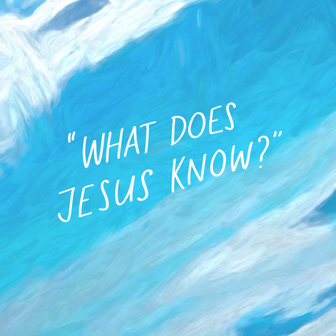"""What does Jesus know?"": God can use what doesn't make sense to you - Short sermon series by The Commandment Co"