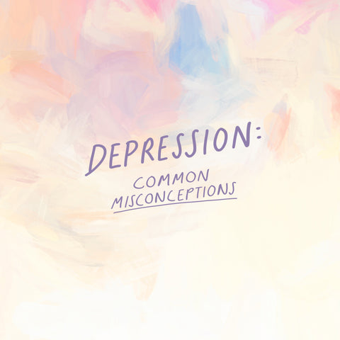 Common misconceptions of Depression: The Commandment Co's Short Sermon Series - Motivational daily devotions