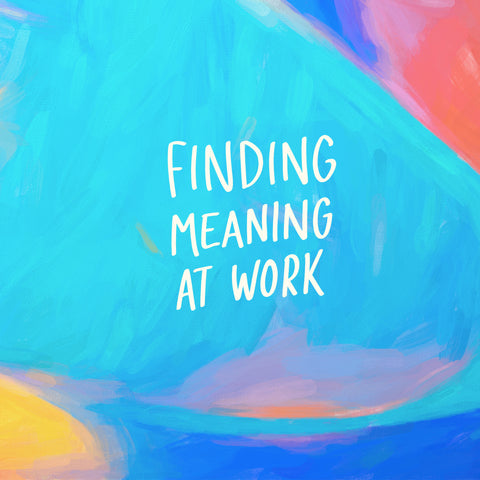 Finding meaning at work - Inspirational short sermon series by The Commandment Co