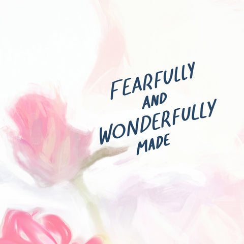 Fearfully and wonderfully made - The Commandment Co's Inspirational short sermon series