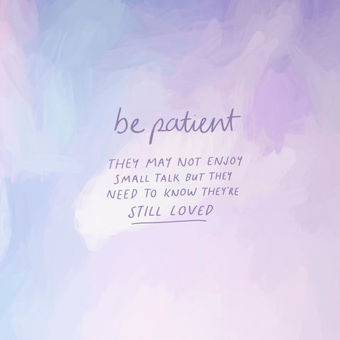 Be patient with your depressed friend - let them know they're still loved - Inspiratinal devotionals from the Short Sermon Series with The Commandment Co