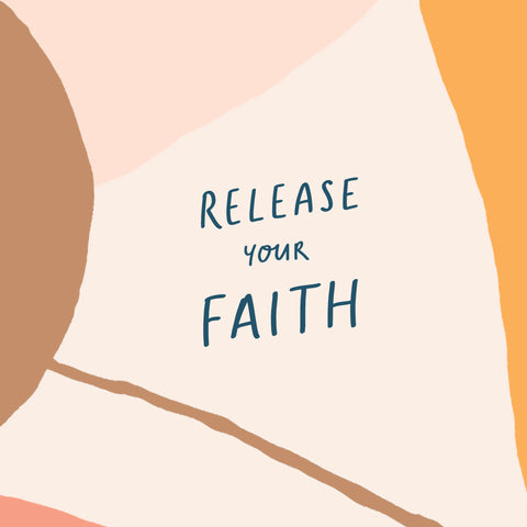 Release your faith - Short sermon series compiled by The Commandment Co