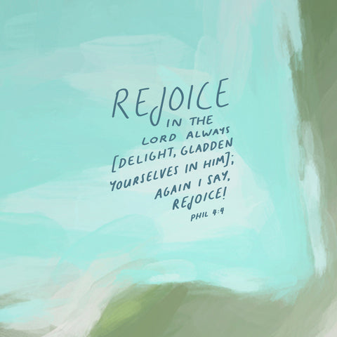 Rejoice in the Lord Philippians 4:4 - Spiritual Battles of Depression: Short Sermon Series by TCCO