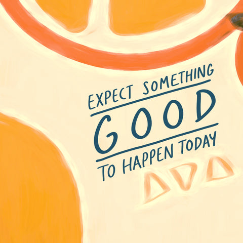 Expect something good to happen - Short sermon series by The Commandment Co