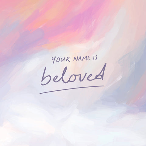 You are beloved - Find your identity even in mental illness through God - The Commandment Co's Short Sermon Series: Moving and motivational devotionals for you and your loved ones
