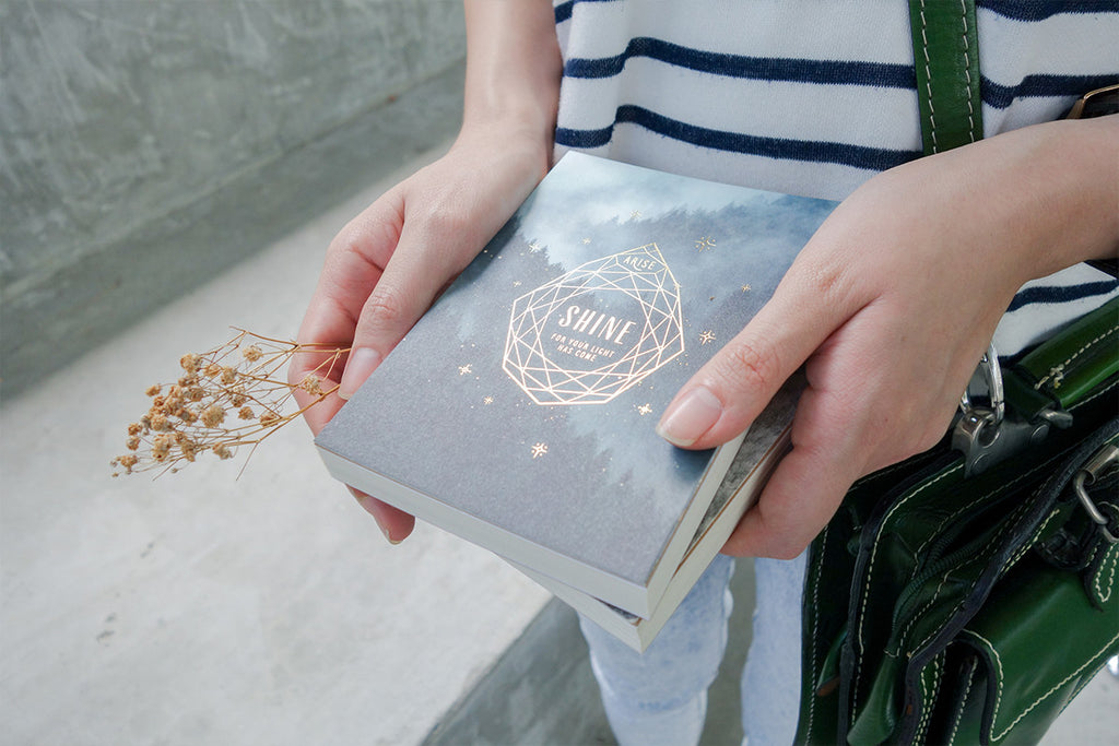 Arise, Shine {Notebook}
