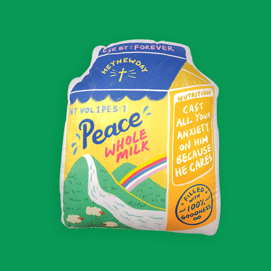Peace Whole Milk {Plush Toy}