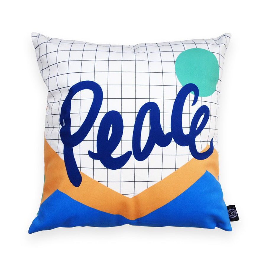 Peace {Cushion Cover}