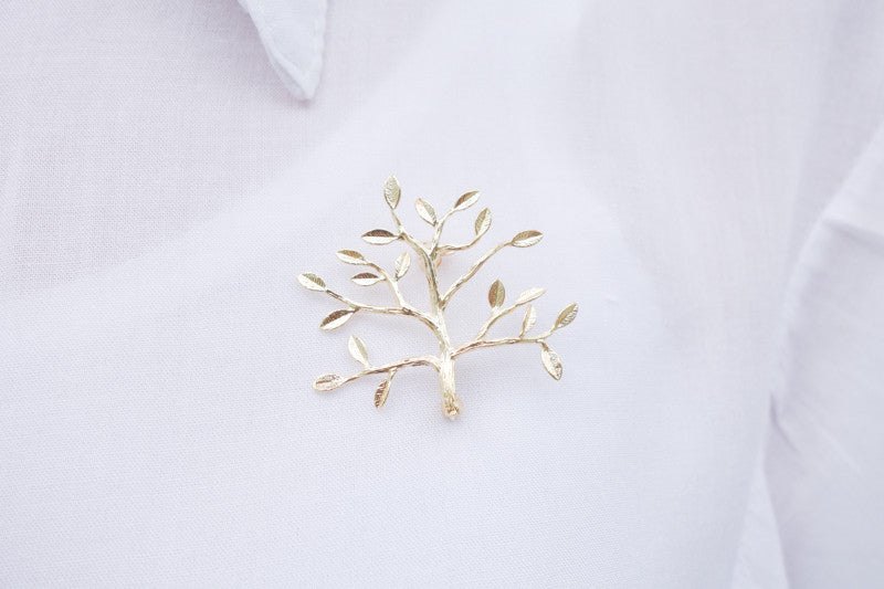 Fruitful Tree Pin