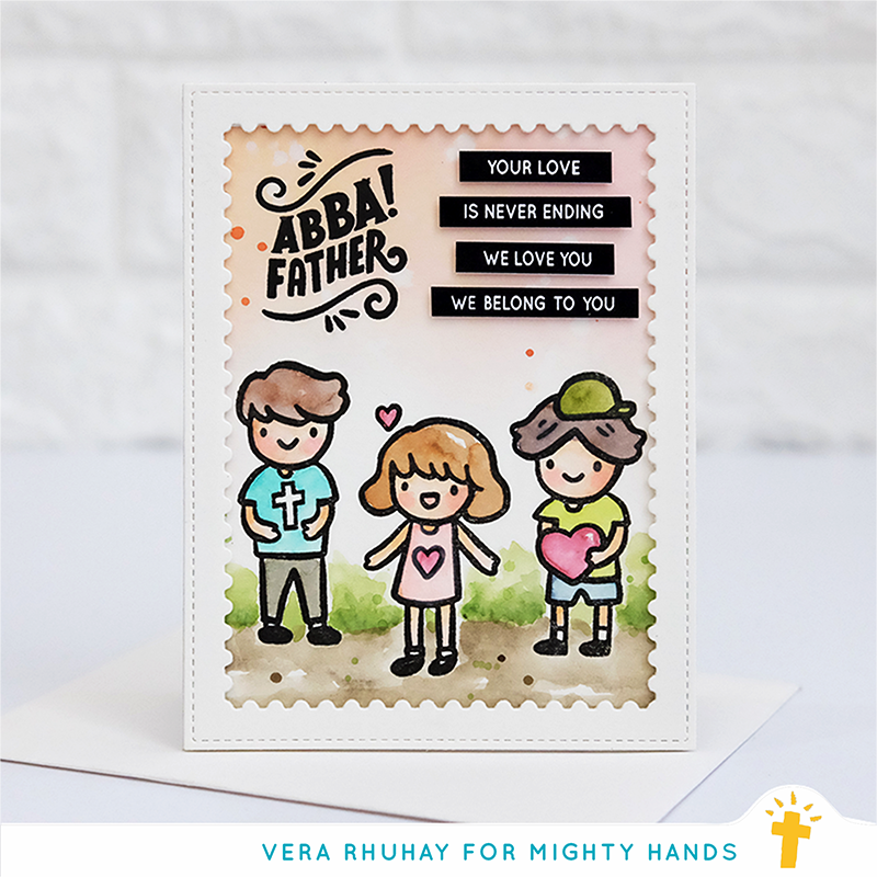 Children of God {Stamp}