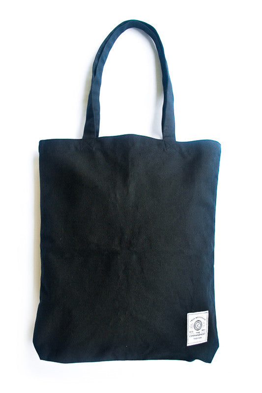 Limited Edition Black Gold {Organic Tote}