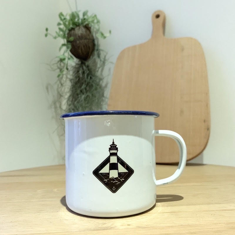 Family, An Anchor  | Enamel Mug