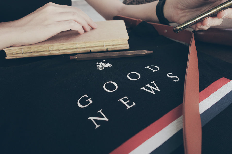 Good News {Sling Bag}
