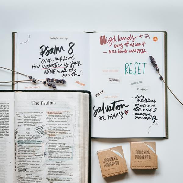 Washi tapes can spruce up your bible study experience and Christian journalling.