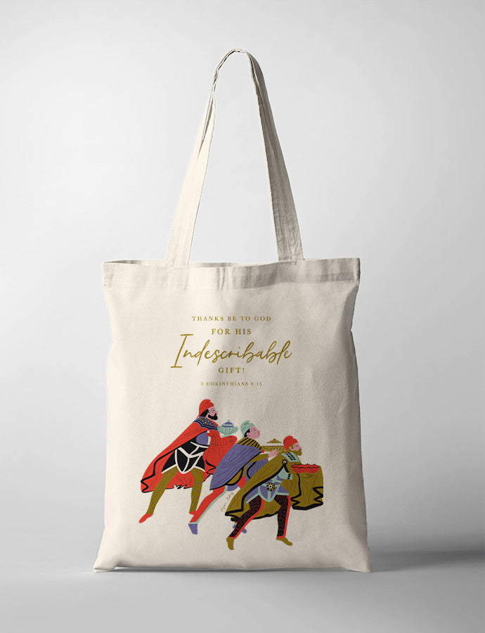 Thanks Be To God {Tote Bag}