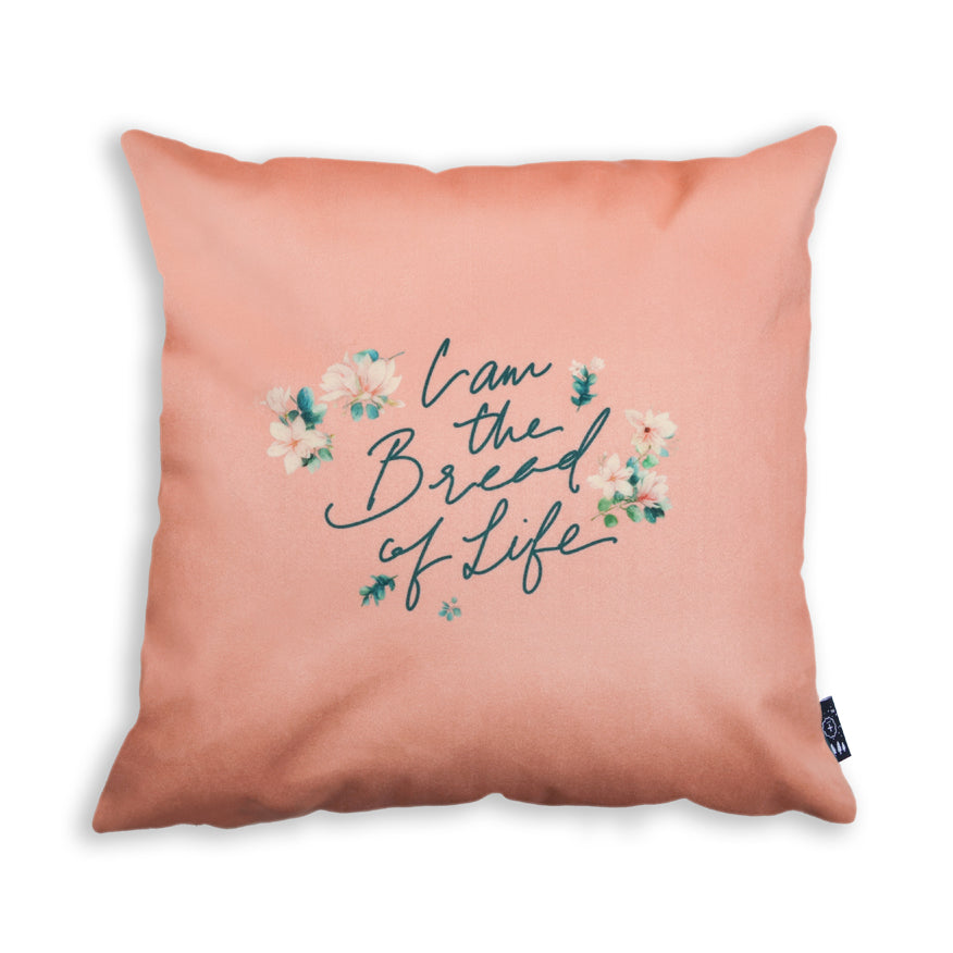 I am the Bread of Life {Cushion Cover}
