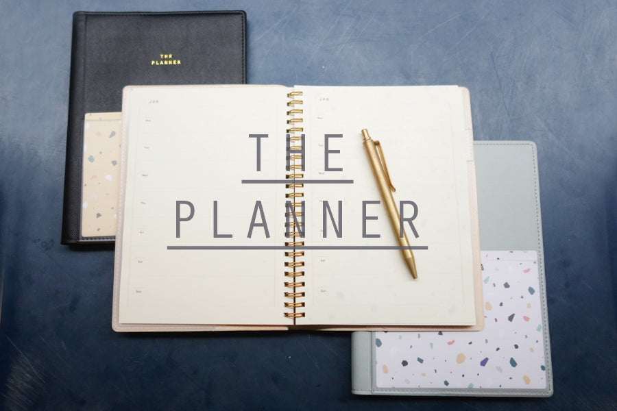 The planner by commandment co