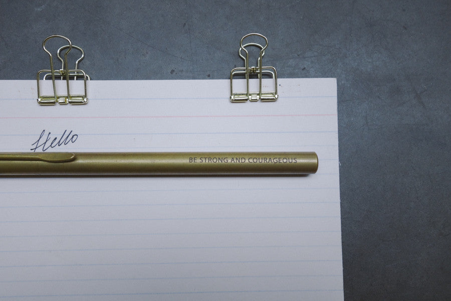 The-Commandment-Co-Brass-Pen-Be-Strong-and-Courageous