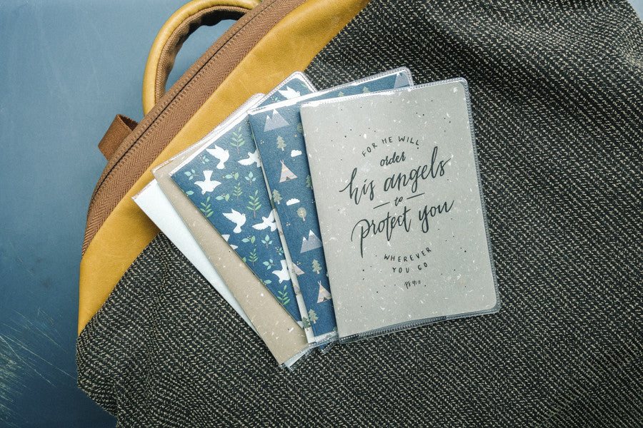 Check out the other passport cover collections.