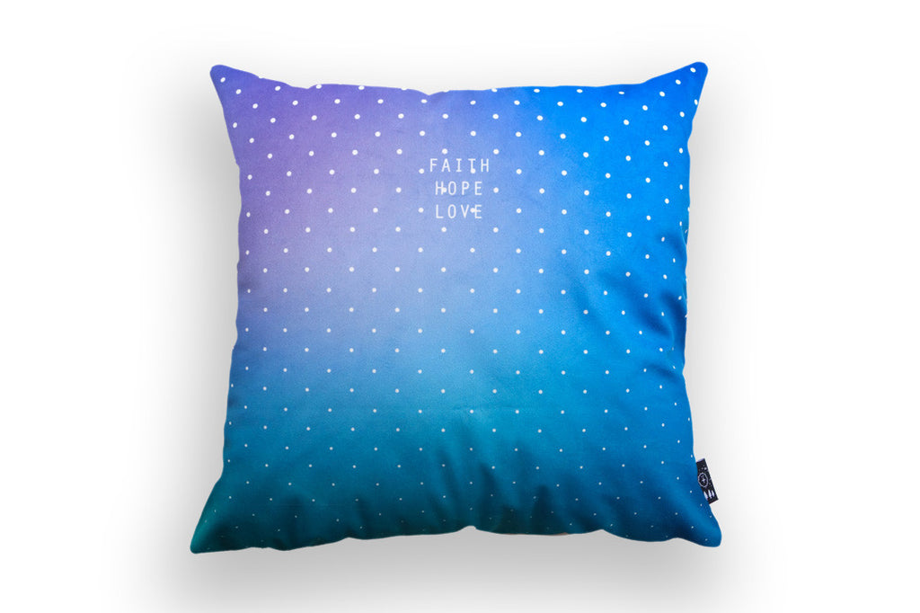 The Greatest of These is Love {Cushion Cover}