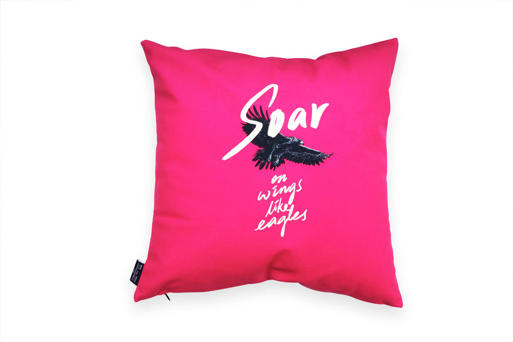 The_Commandment_Co_Cushion_Cover_Design_soar_on_wings_christian_gifts