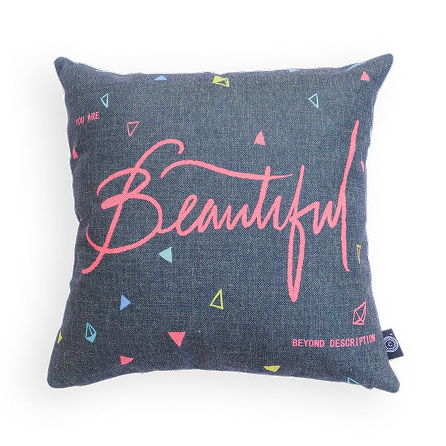 You Are Beautiful {Cushion Cover}