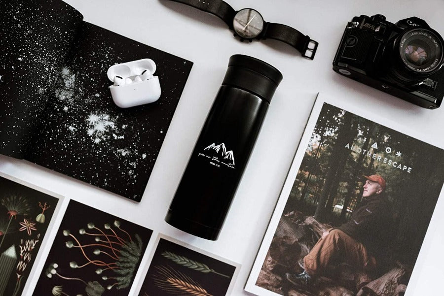 Give Me This Mountain | Vacuum Flask