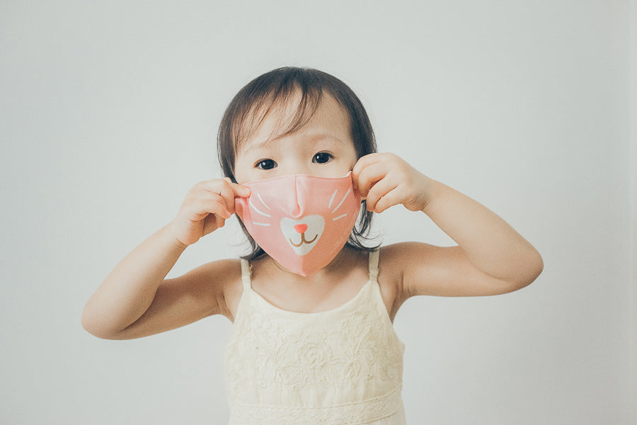 Little Bunny | Angels Protect {Kids Face Mask}