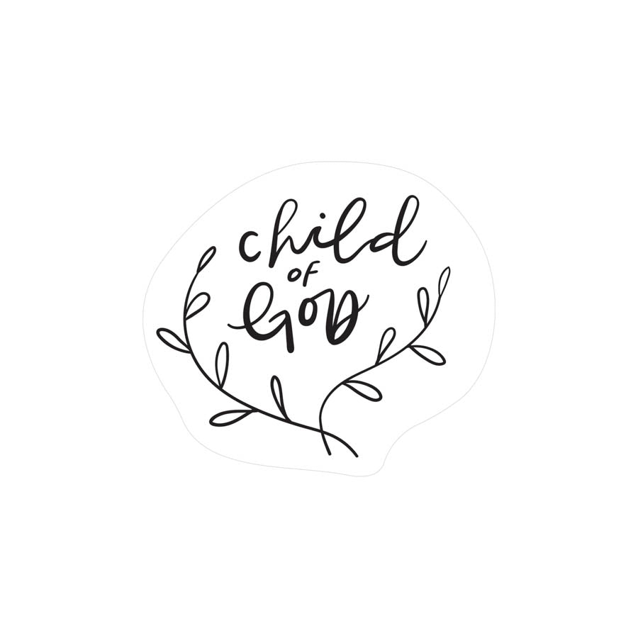 Child of God {Mirror Decal Stickers}