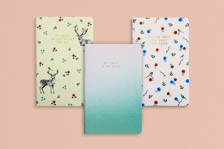 Grace Series Pocket Notebook {by HeyNewDay}