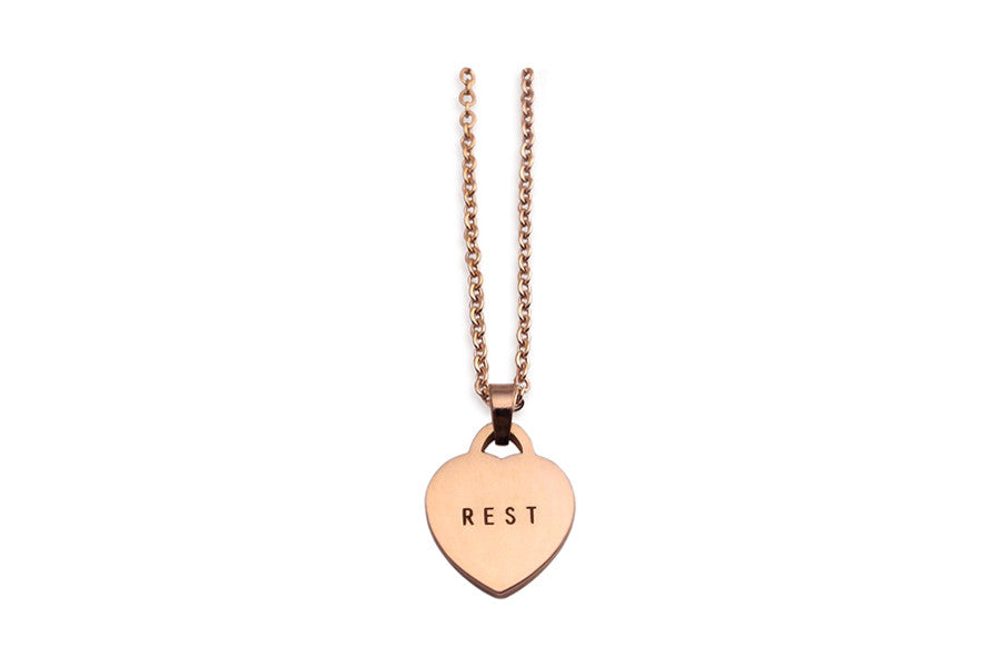 Heart Shaped Pendant Rest Singapore Based Gifts That Inspire And Remind