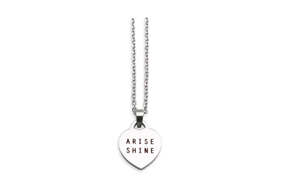 Heart Shaped Pendant Arise Shine Singapore Based Costume Jewellery Great Gift Ideas For Loved Ones