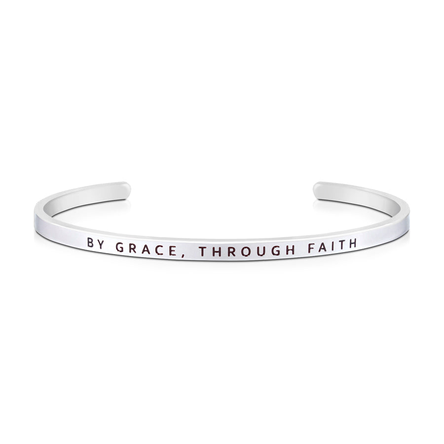 By Grace, Through Faith {Verse Band}