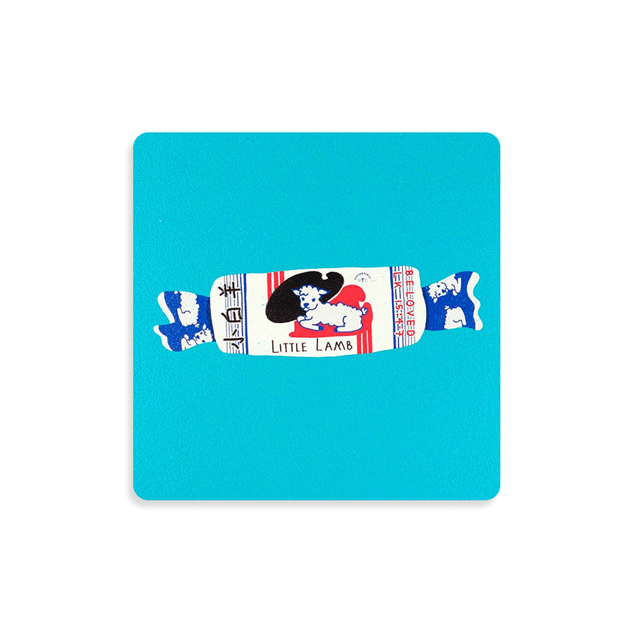 Little White Lamb Sweet | Coasters {LOVE SUPERMARKET}