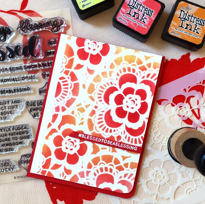 Stamps can be used to make greeting cards.