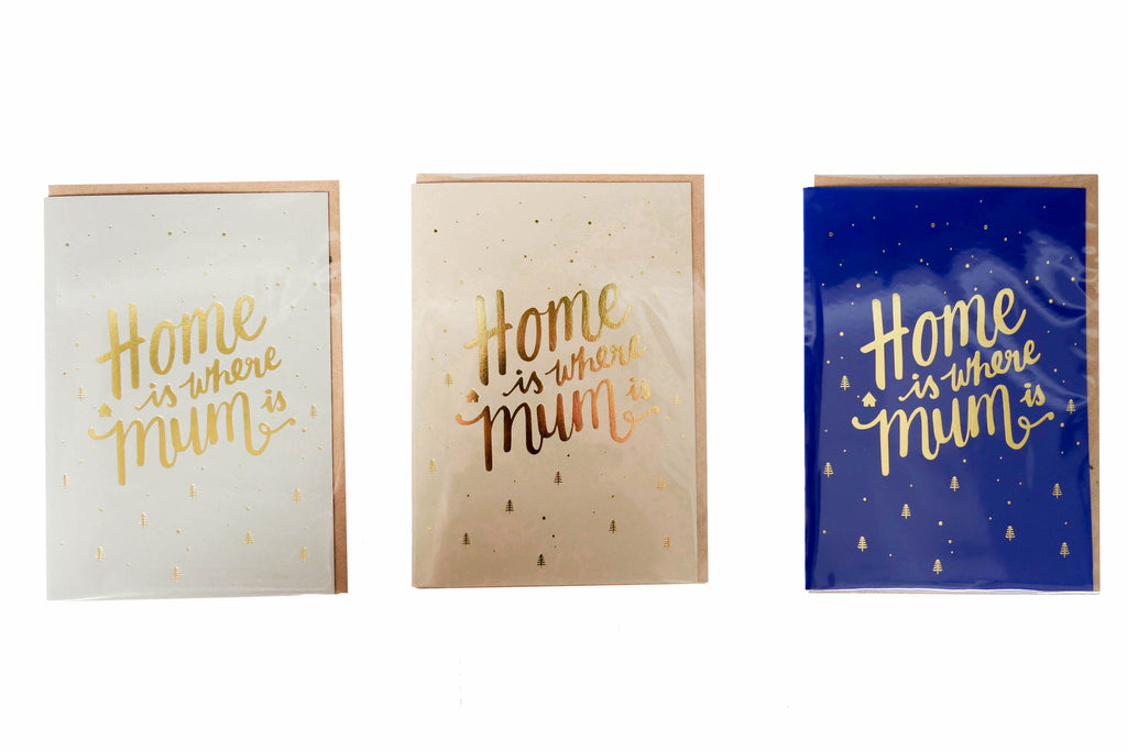 Home is where mum is front design 3 colours