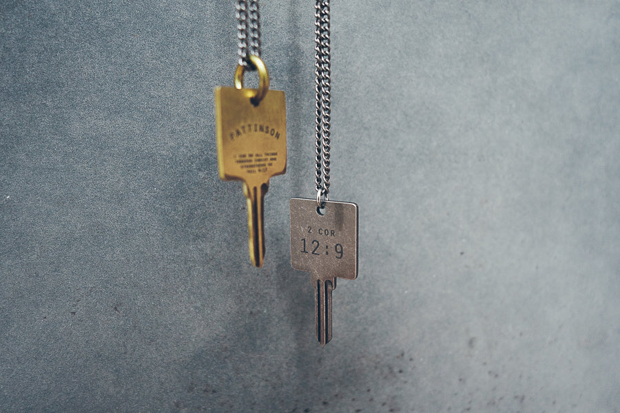 Key To My Heart {Necklace}