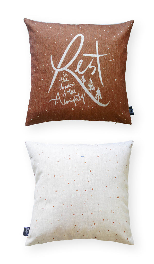 Rest {Cushion Cover}