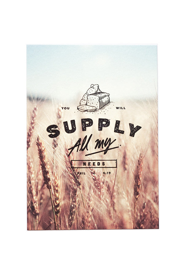 Supply {Card}