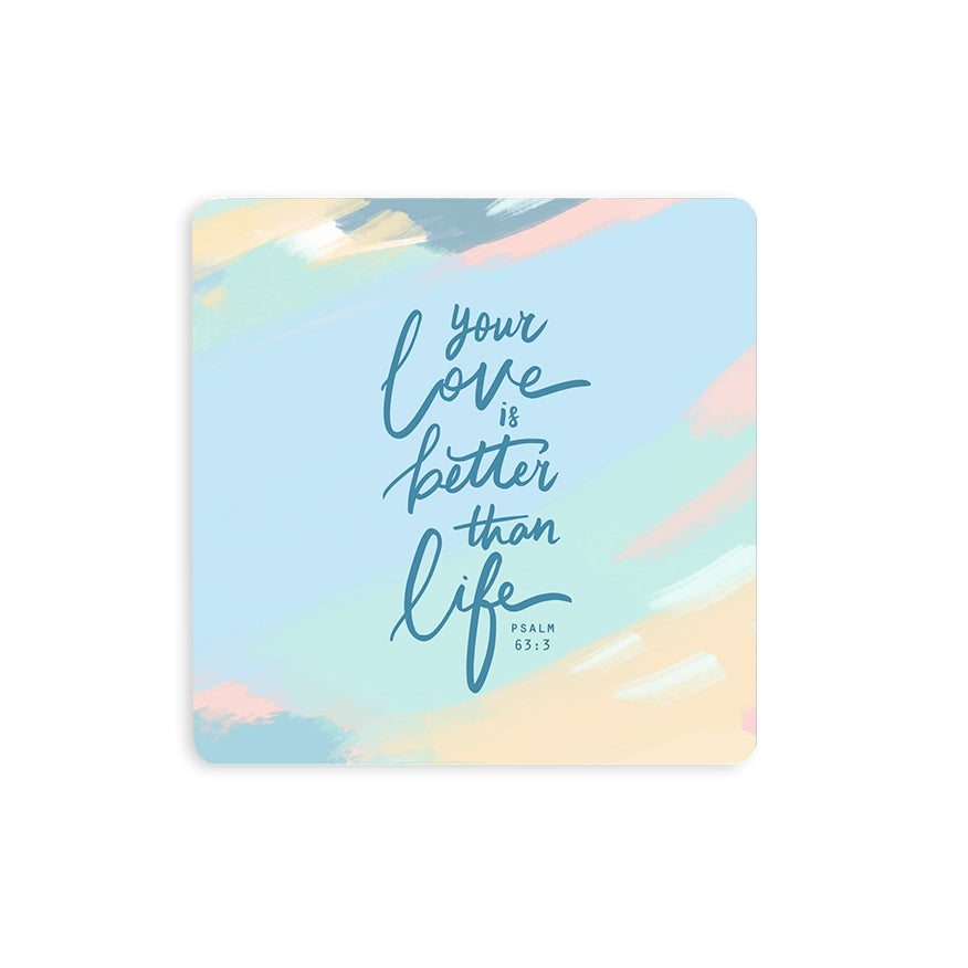 Better Than Life {Coasters}