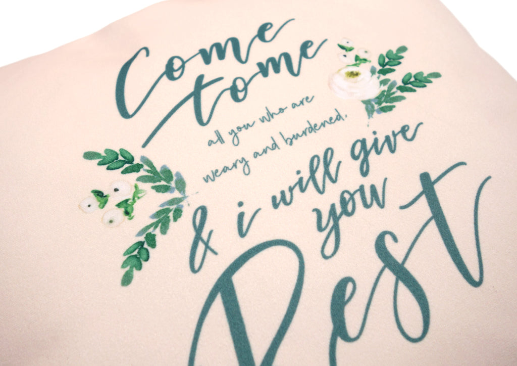 Come To Me {Cushion Cover}