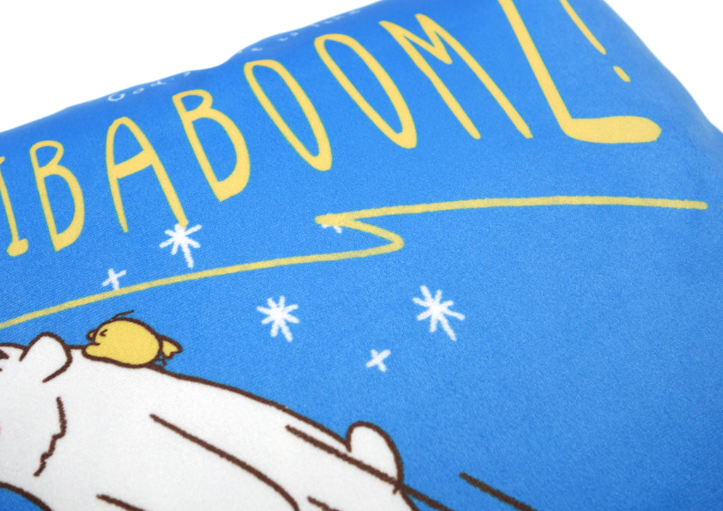 Jibaboomz! {Cushion Cover}