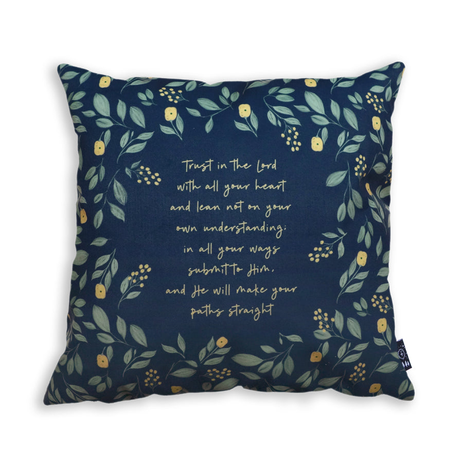 Trust In The Lord {Cushion Cover}