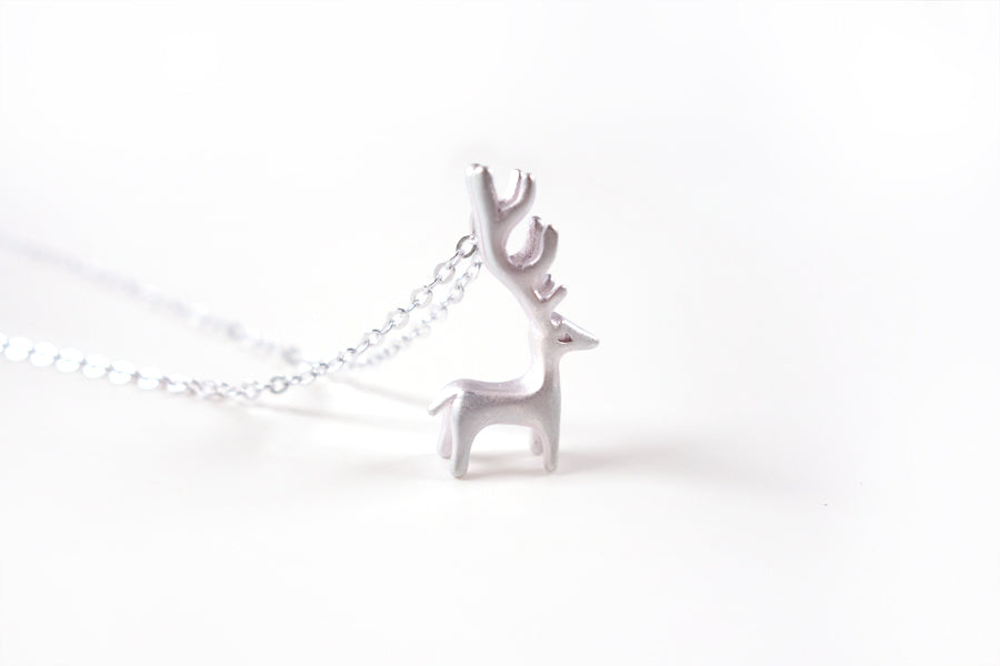 Beautiful cute deer pendant