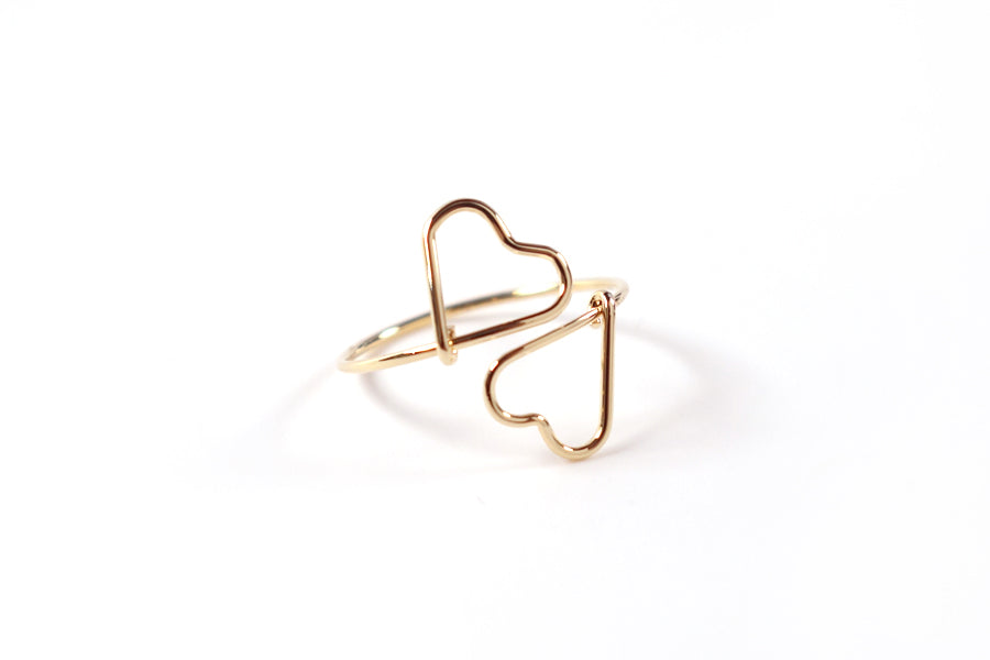Your love ring in gold