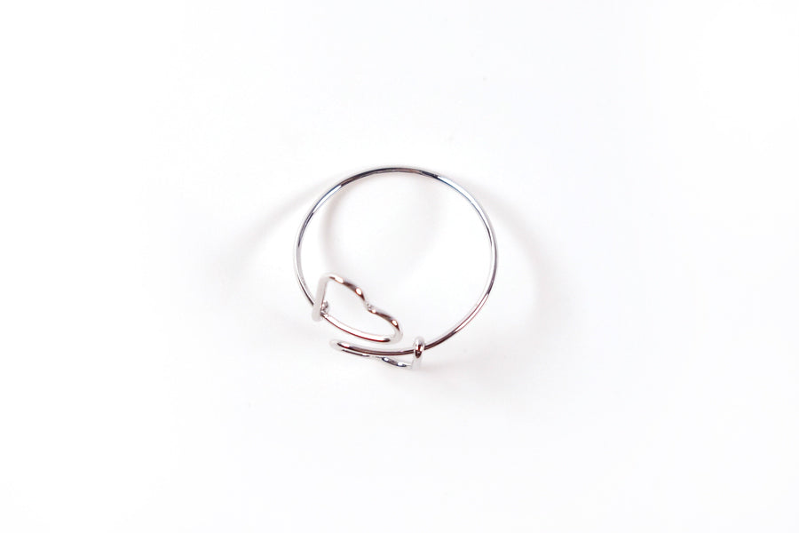 Gift this meaningful ring for Valentine's Day or anniversary to make your loved ones feel the love.