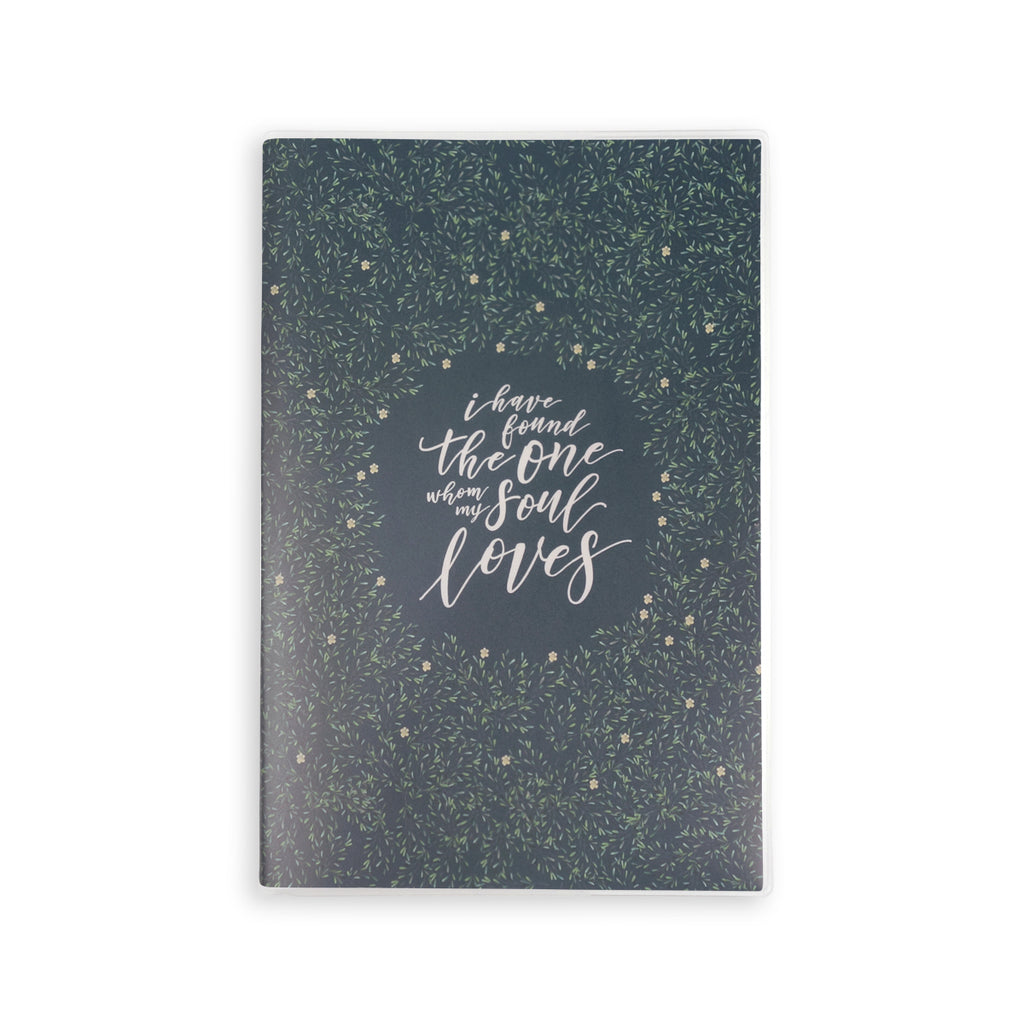Whom My Soul Loves {A5 Notebook}