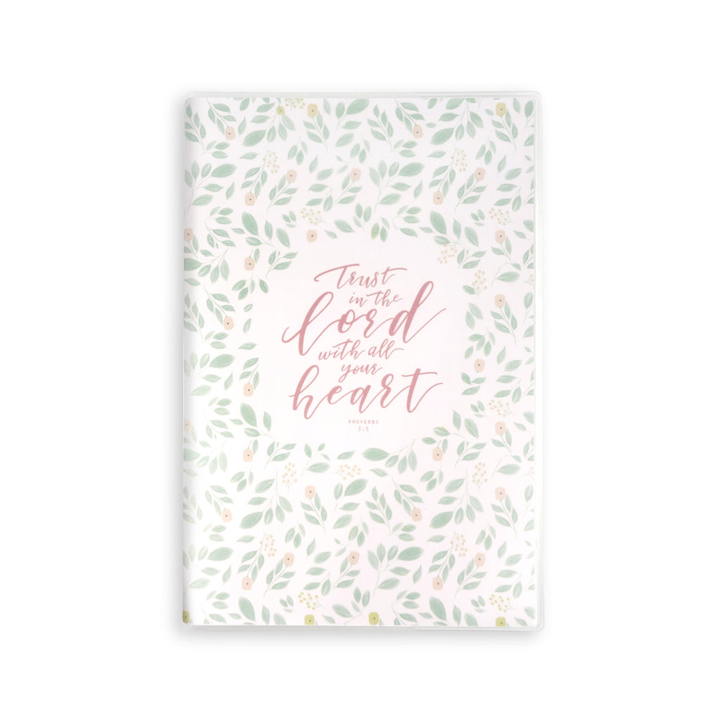 Trust In The Lord {A5 Notebook}